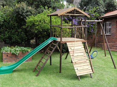 Jungle Gym For Sale >> Wooden Kids Jungle Gyms In Pretoria